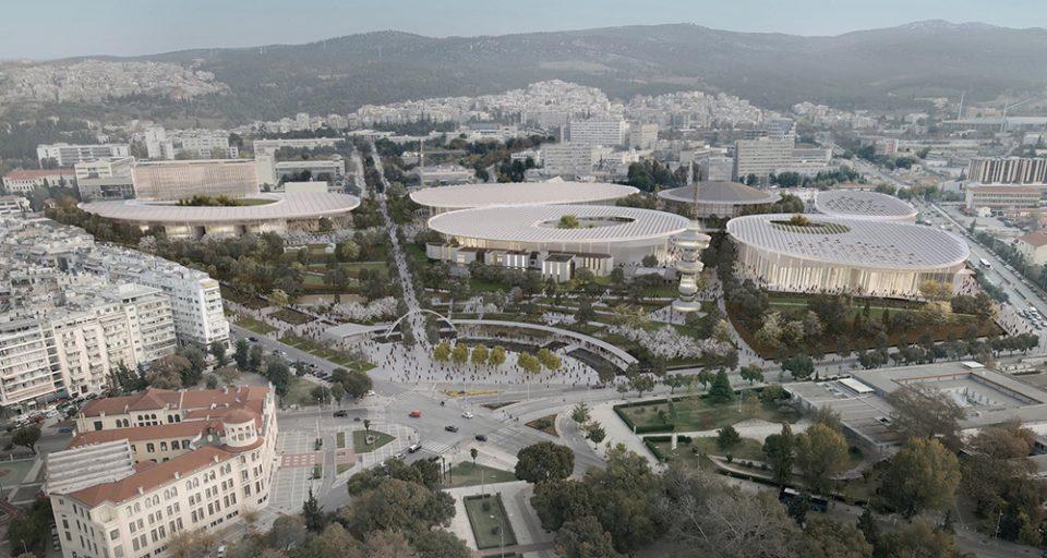 Ανάπλαση ΔΕΘ: Ολοκληρώθηκε ο Διεθνής Αρχιτεκτονικός Διαγωνισμός