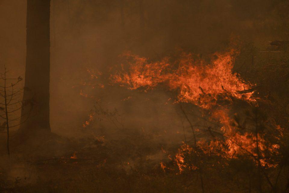 Ισπανία: Πυρκαγιά κατακαίει φυσικό πάρκο στην Καταλονία