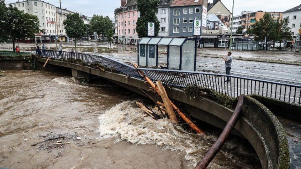 Εθνική τραγωδία στη Γερμανία: 81 νεκροί και 1300 αγνοούμενοι από τις πλημμύρες