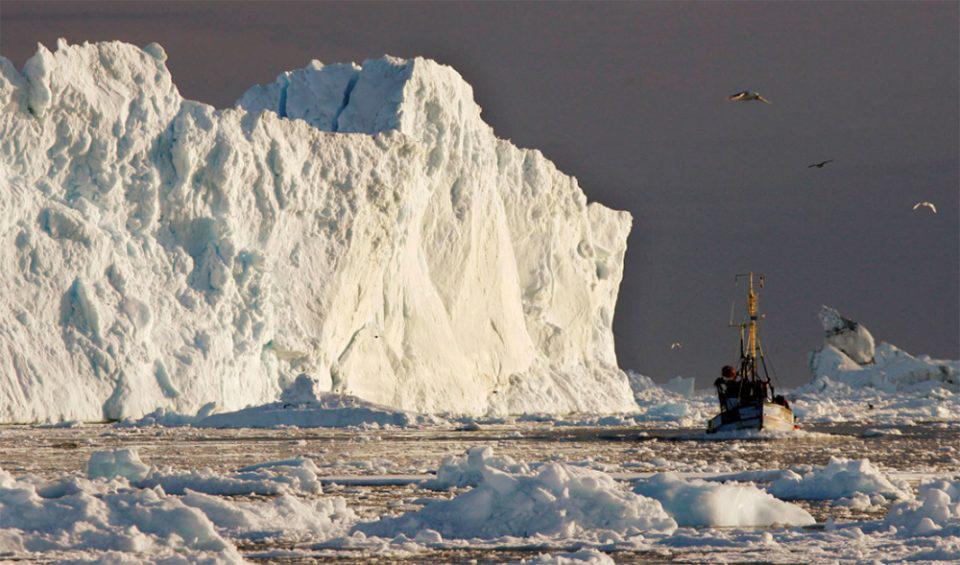 Γροιλανδία: Οι πάγοι που έλιωσαν θα κάλυπταν όλη τη Φλόριντα με νερό