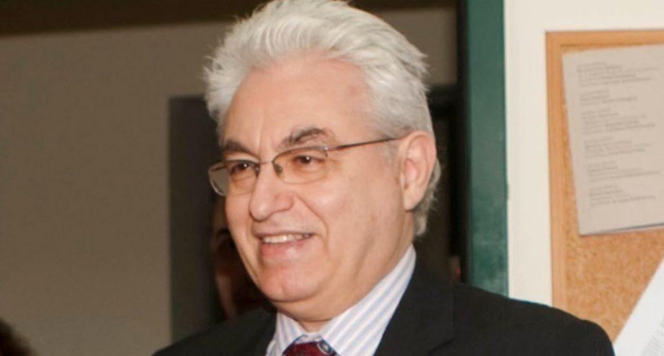 Νεκρός στο γραφείο του ο καθηγητής του ΑΠΘ Ιωάννης Καζάζης