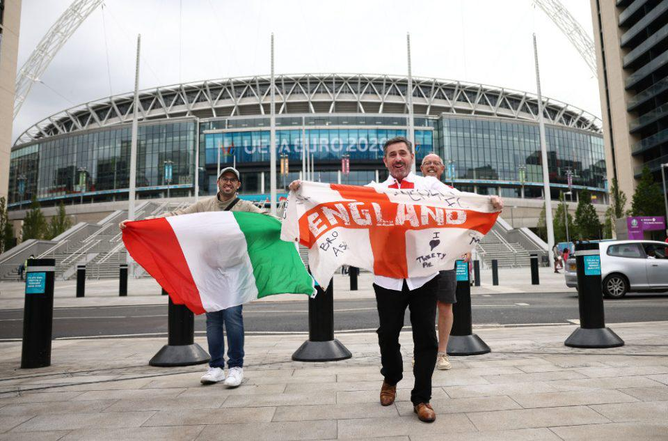 Euro 2021: Πώς έφθασαν στον τελικό Ιταλία και Αγγλία