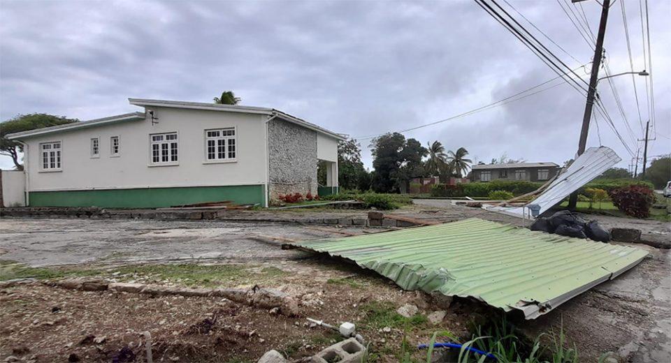Αϊτή: Κυκλώνας Ελσα με 120 χλμ ανά ώρα απειλεί την Καραϊβική