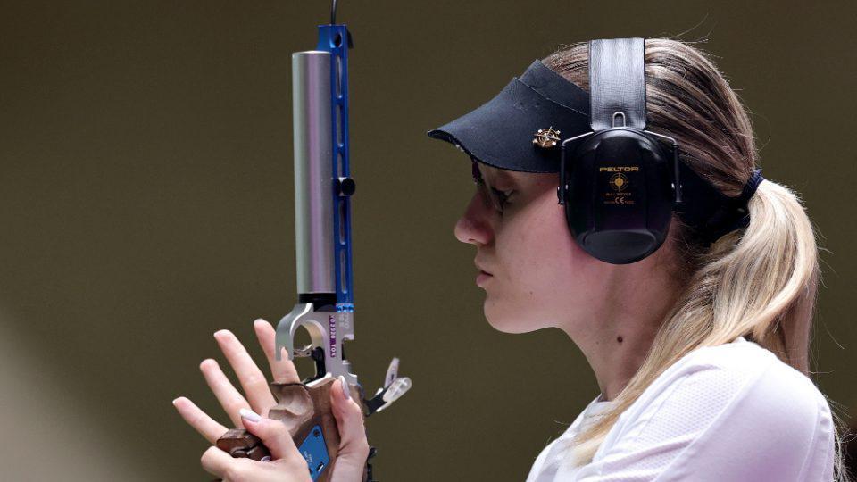 Ολυμπιακοί Αγώνες: Έκτη η Κορακάκη στα 10μ. αεροβόλο πιστόλι
