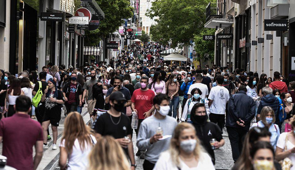 Κορονοϊός: Αριθμοί και ανησυχία σε άνοδο - Τα δεδομένα