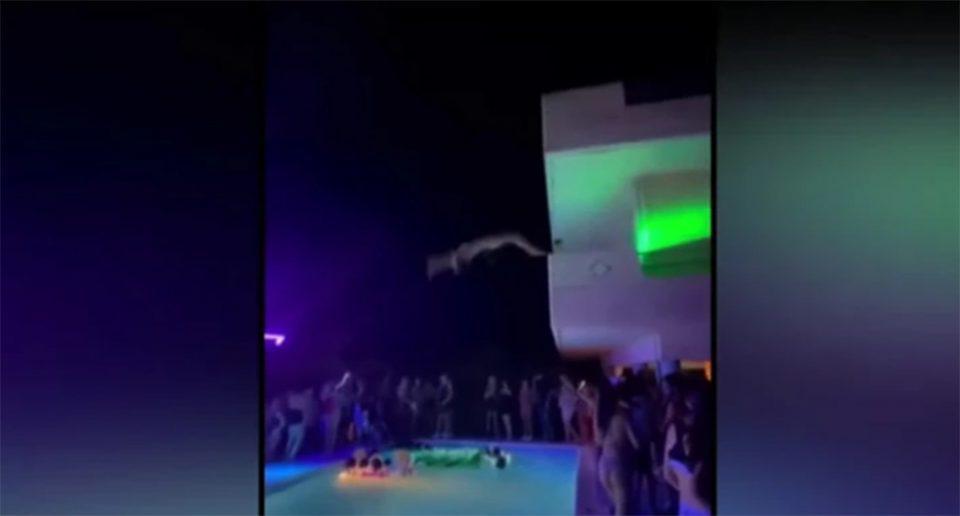 Βίντεο από ξέφρενο κορονοπάρτι σε βίλα στη Χαλκίδα