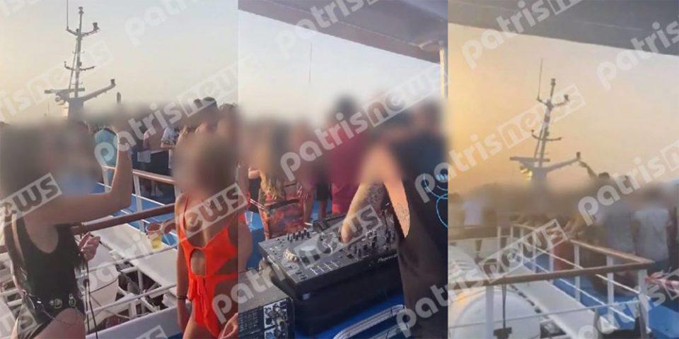 Ζάκυνθος: Κορονοπάρτι σε τουριστικό σκάφος - Έφοδος του Λιμενικού