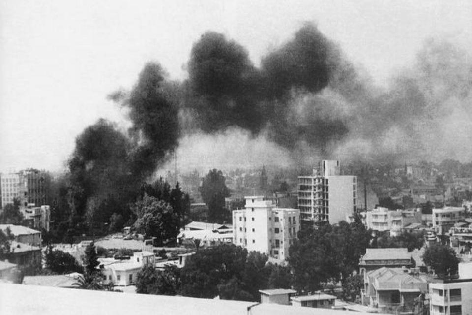 Κύπρος: 47 χρόνια από το πραξικόπημα της 15ης Ιουλίου - Εθνικό μνημόσυνο στη μνήμη των πεσόντων