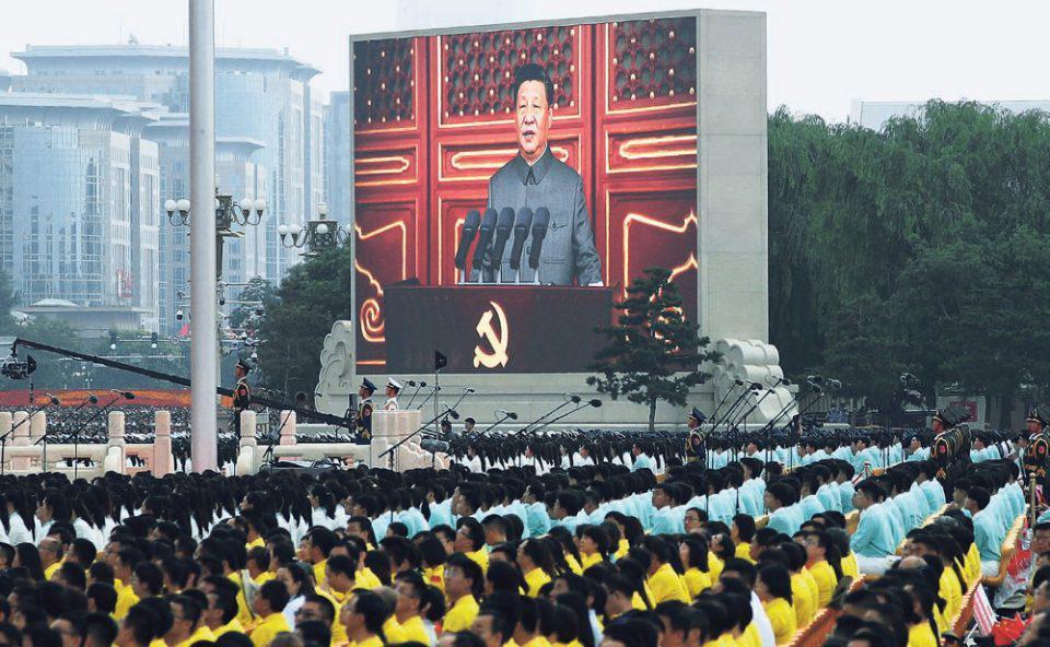 Σι Τζίνπινγκ: Οι εχθροί της Κίνας θα βρεθούν με «σπασμένα κεφάλια»