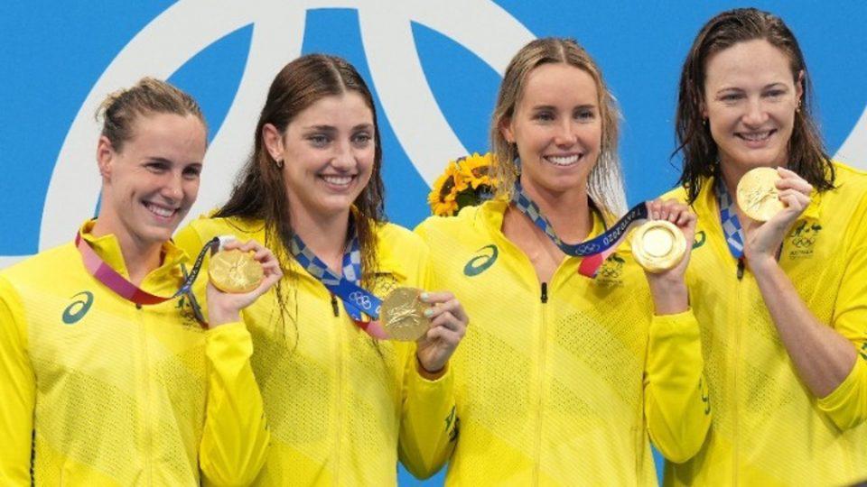 Ολυμπιακοί Αγώνες: Χωρίς μάσκες στο βάθρο για 30 δεύτερα
