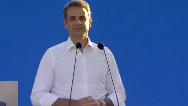 Τόλης Βοσκόπουλος: Έτσι τον αποχαιρέτησε ο Κυριάκος Μητσοτάκης – «Έφυγε όπως έζησε… ανεπανάληπτος»