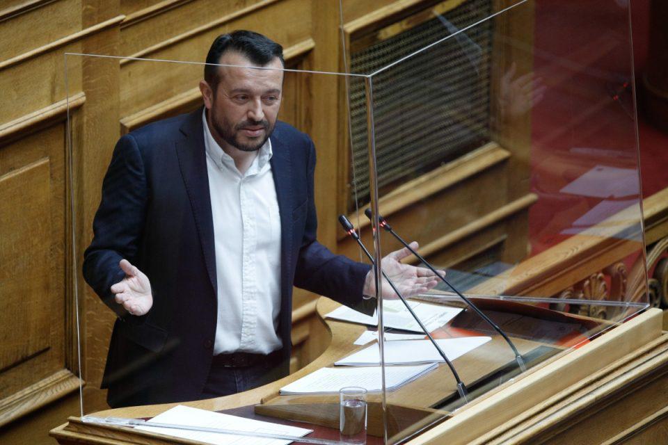 Νίκος Παππάς: Αποφασίζει η Βουλή για τη δίωξη ή μη του πρώην υπουργού