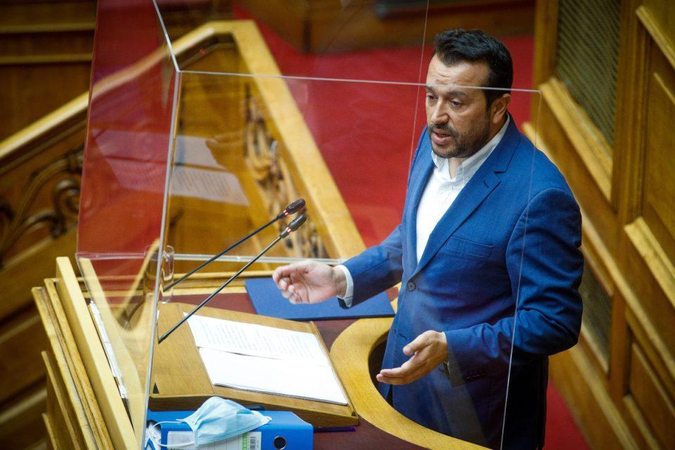 Παππάς στη Βουλή: Οι κατήγοροι ομολόγησαν ότι δεν βρήκαν ενδείξεις εις βάρος μου