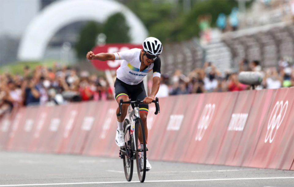 Ολυμπιακοί Αγώνες: 63ος στην ποδηλασία ο Τζωρτζάκης