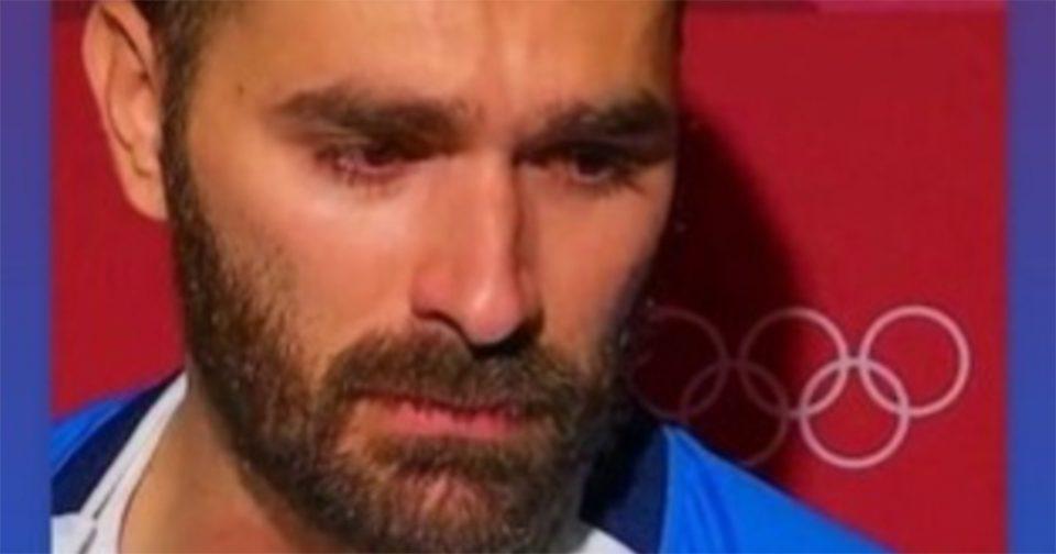 Ολυμπιακοί Αγώνες - Θοδωρής Ιακωβίδης: Τα δάκρυα που συγκλόνισαν