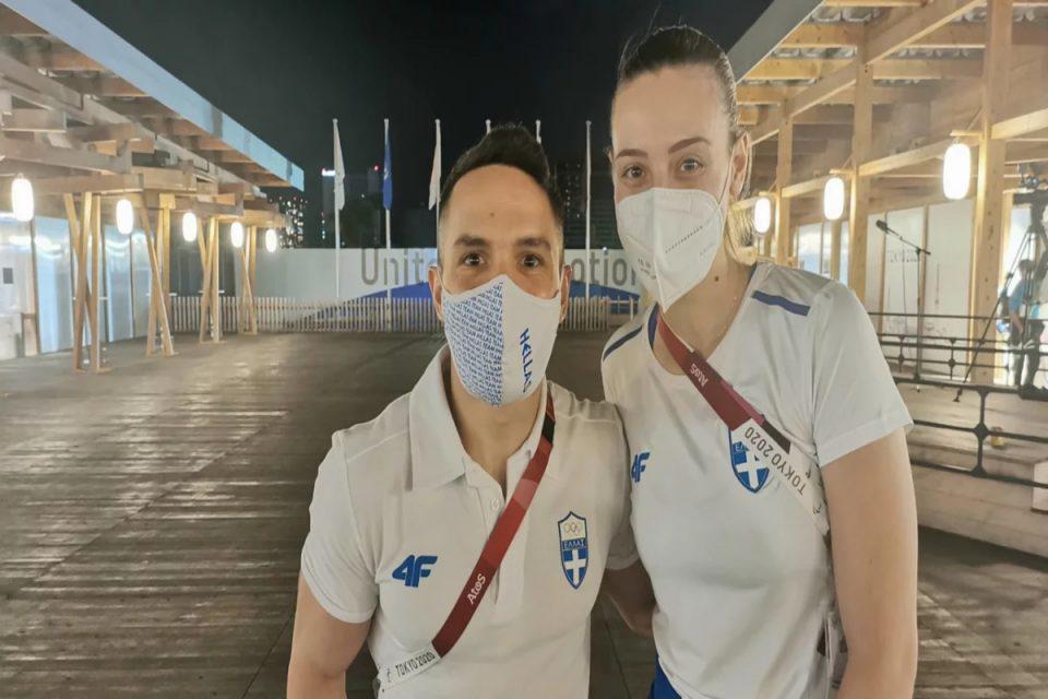 Ολυμπιακοί Αγώνες: Πανέτοιμοι Κορακάκη, Πετρούνιας - «Θα κάνουμε την Ελλάδα υπερήφανη, θα δώσουμε την καλύτερη εικόνα»