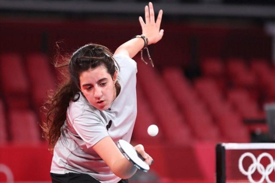 Ολυμπιακοί Αγώνες: Έγραψε ιστορία η Χεντ Ζάζα – Είναι μόλις 12 ετών