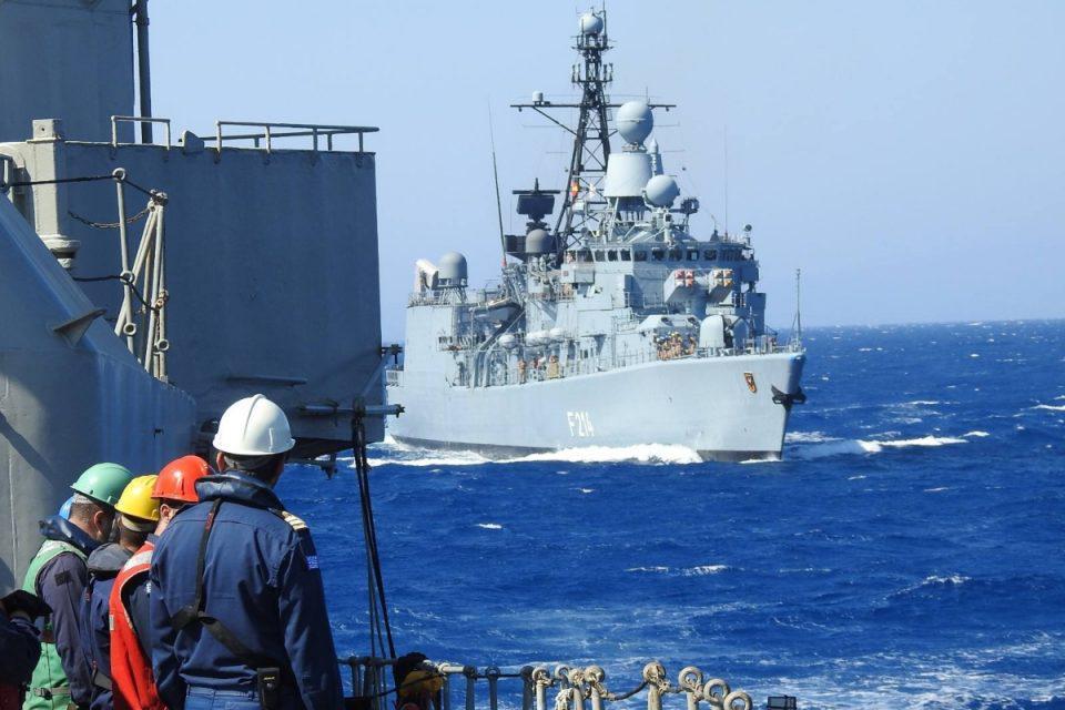 Πολεμικό Ναυτικό: Ολοκληρώθηκε ο 17ος κύκλος συνομιλιών με το Ιταλικό Ναυτικό