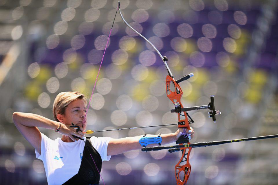Ολυμπιακοί Αγώνες-Τοξοβολία: Η Ευαγγελία Ψάρρα αποκλείσθηκε από την «φάση των 32»
