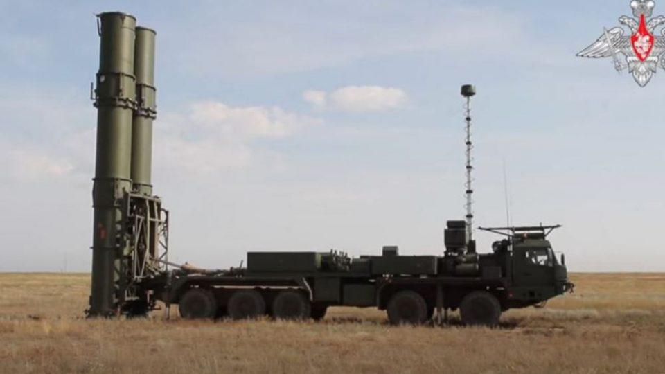 S-500 Ρωσία