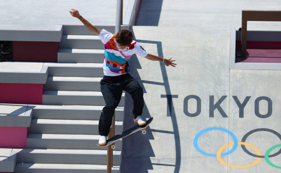 Ολυμπιακοί Αγώνες: Ιστορικό χρυσό ο Χοριγκόμε στο σκέιτμπορντ