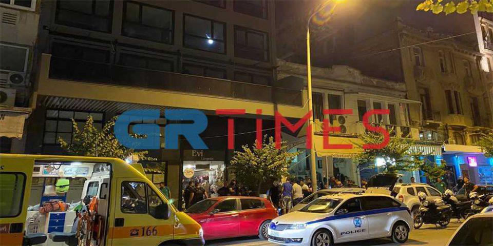 Θεσσαλονίκη: Πυροβολισμοί μετά από διαμάχη οδηγών [βίντεο]