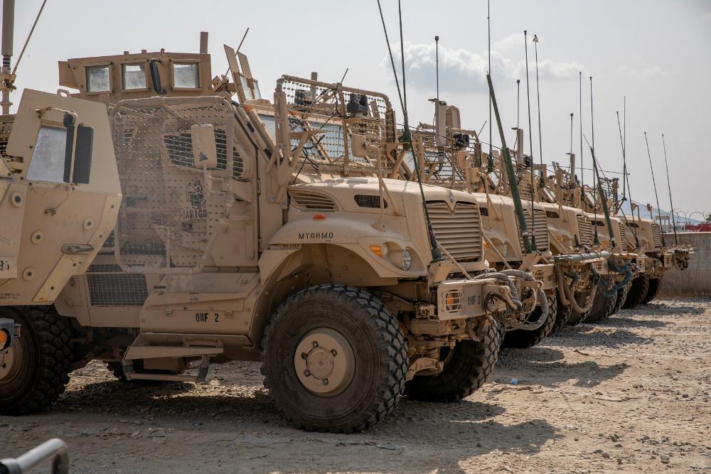 Αφγανιστάν: Οι Ταλιμπάν ελέγχουν σχεδόν ολόκληρη την χώρα