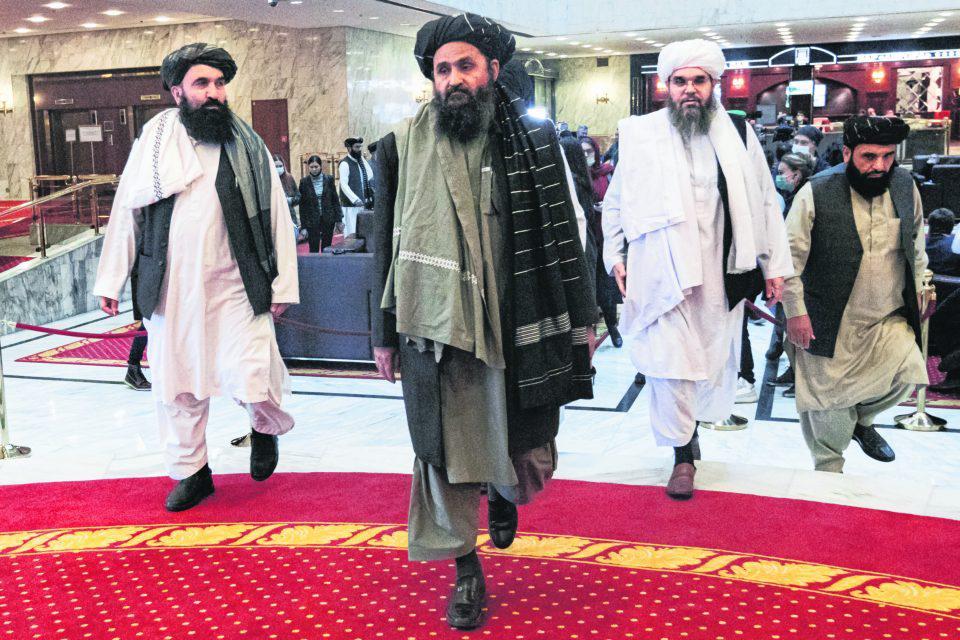 Αφγανιστάν: Ο προσωρινός αντιπρόεδρος των Ταλιμπάν εμφανίστηκε