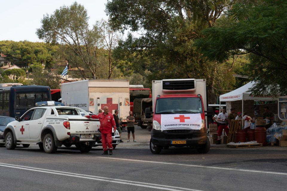 Super League: Γενναία προσφορά προς τους πυρόπληκτους μέσω του Ελληνικού Ερυθρού Σταυρού