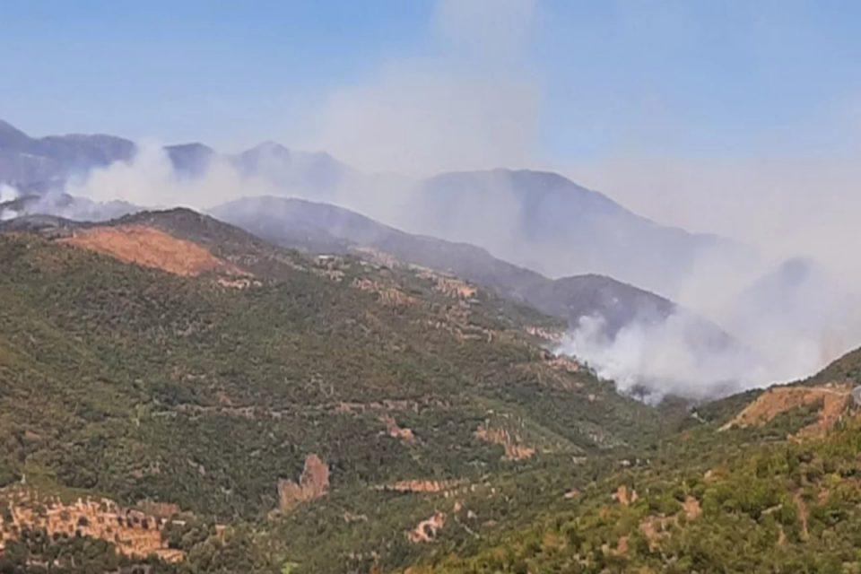 Φωτιά στη Μεσσηνία: Εκκενώνεται το Δασοχώρι - Απειλείται ξανά από τις φλόγες το Κρανάσι
