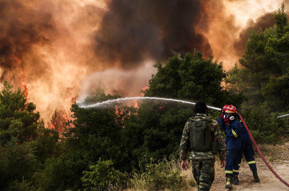 Φωτιά στην Αττική: Εισαγγελική έρευνα για την δικηγόρο