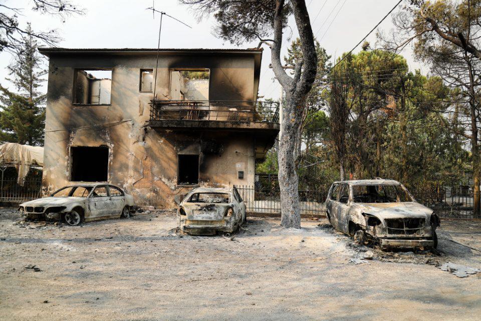 Φωτιά στη Βαρυμπόμπη: Κυβερνητική σύσκεψη για τα μέτρα στήριξης στους πυρόπληκτους arogi.gov.gr