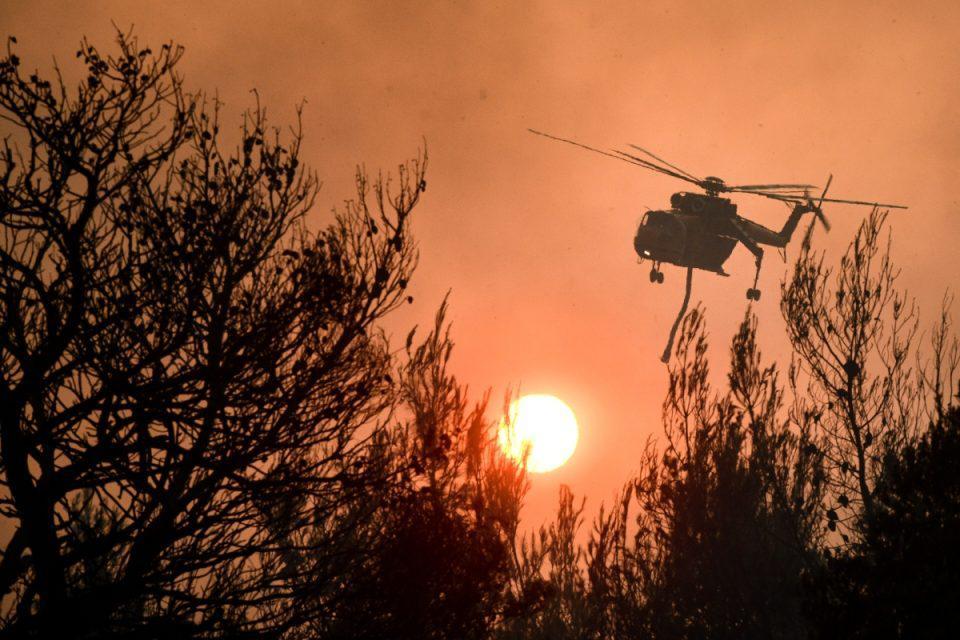 Φωτιά: Η Ευρώπη δηλώνει «παρών» - Ενισχύσεις από Γαλλία, Ελβετία και Ρουμανία