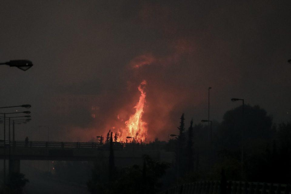 Φωτιά στη Βαρυμπόμπη: Νέο μήνυμα 112 – Συναγερμός σε Αχαρνές, Λυκόβρυση, Κάτω Κηφισιά και Μεταμόρφωση Αττικής