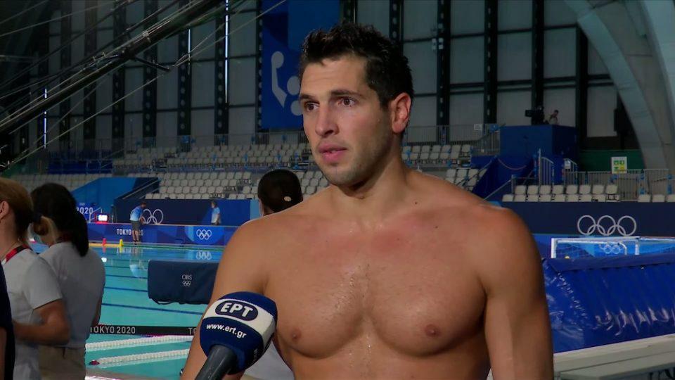 Ολυμπιακοί Αγώνες - Φουντούλης: «Συγγνώμη που πανηγυρίζουμε»