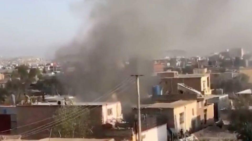 Έκρηξη στην Καμπούλ: Επίθεση με ρουκέτα με στόχο μέλη του ISIS-K