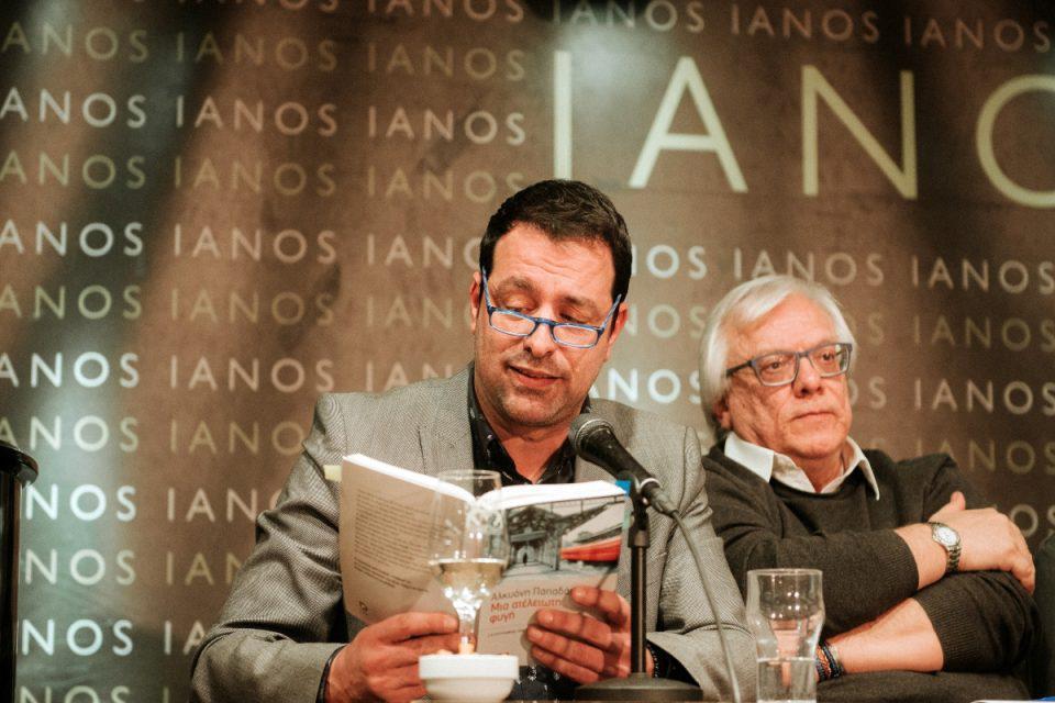 Στέλιος Καλαθάς: Είχα συναντήσει τον γέροντα Παΐσιο τρεις φορές – Με εντυπωσίασε που συνεννοήθηκε με τυφλούς φίλους μου