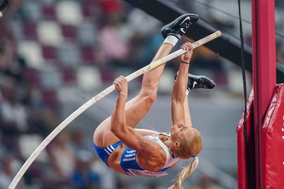 Ολυμπιακοί Αγώνες: Στον τελικό του επί κοντώ Κατερίνα Στεφανίδη και Νικόλ Κυριακοπούλου – Έμεινε εκτός η Πόλακ