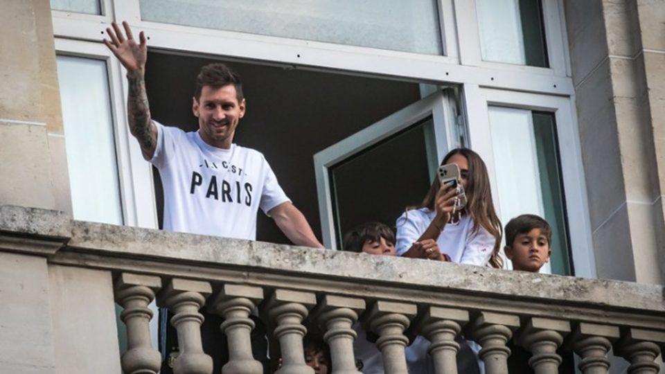 Η νέα ζωή του Μέσι στο Παρίσι [εικόνες & βίντεο]