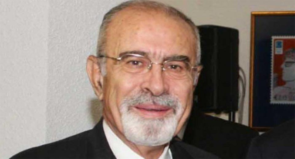 Πέθανε ο πρώην υπουργός και βουλευτής της ΝΔ Άγγελος Μπρατάκος