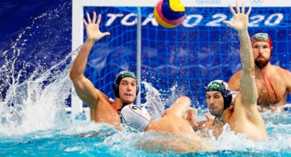 Ολυμπιακοί Αγώνες: Στον τελικό η Εθνική, νίκησε 9-6 την Ουγγαρία!