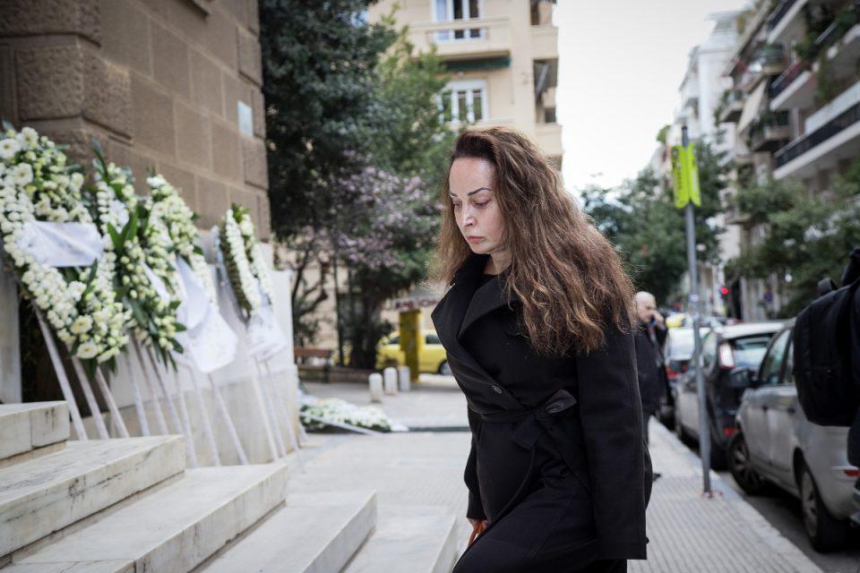 Άκης Τσοχατζόπουλος: Η συγκινητική ανάρτηση της Βίκυς Σταμάτη - «Καλό ταξίδι ζωή μου»