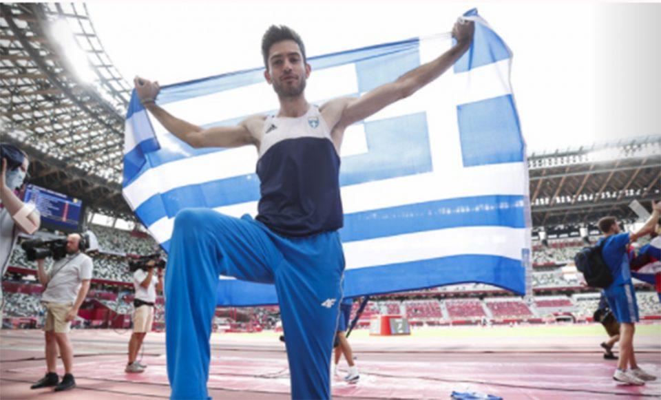 Ολυμπιακοί Αγώνες-Τέντογλου: Πότε επιστρέφει στην Ελλάδα ο χρυσός ολυμπιονίκης