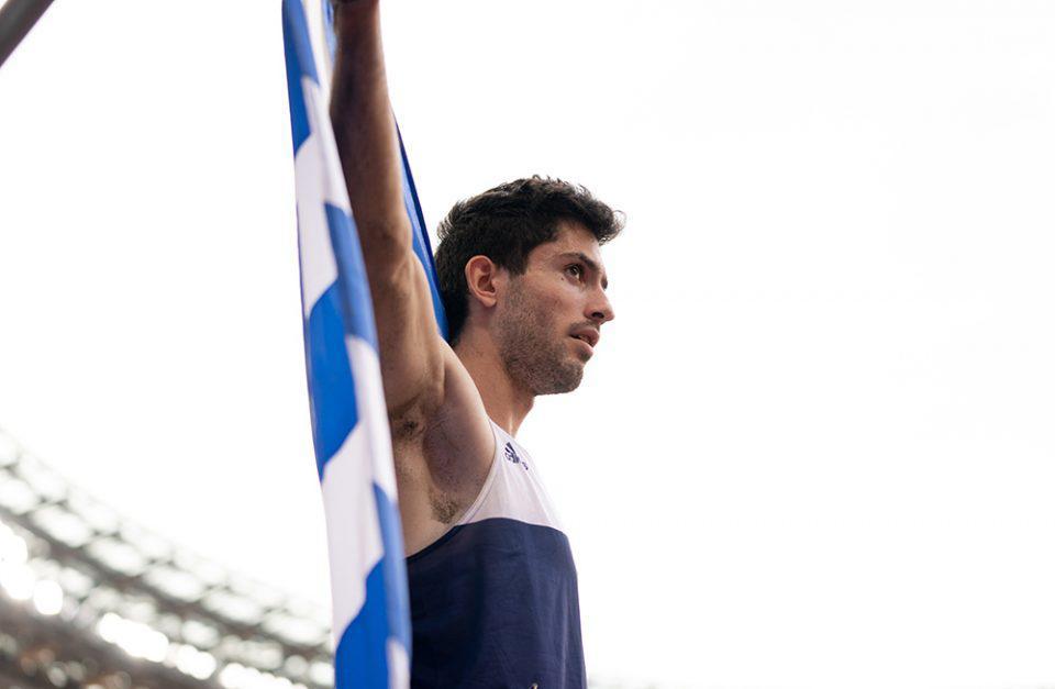 Μίλτος Τεντόγλου: Ποιος είναι ο «χρυσός» Έλληνας αθλητής