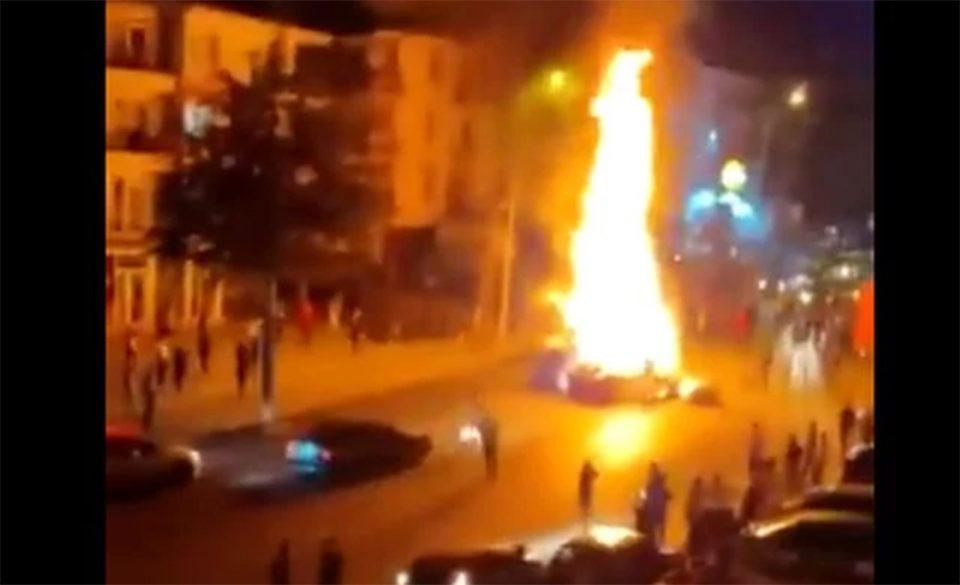 Τουρκία: Τούρκοι επιτέθηκαν σε καταστήματα Σύρων προσφύγων