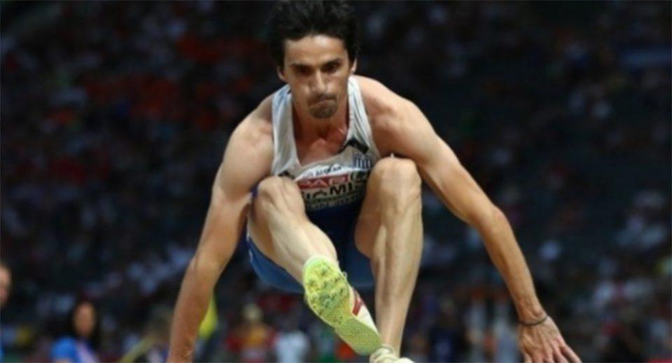 Ολυμπιακοί Αγώνες - Στίβος: Τραυματίστηκε και αποχώρησε ο Τσιάμης