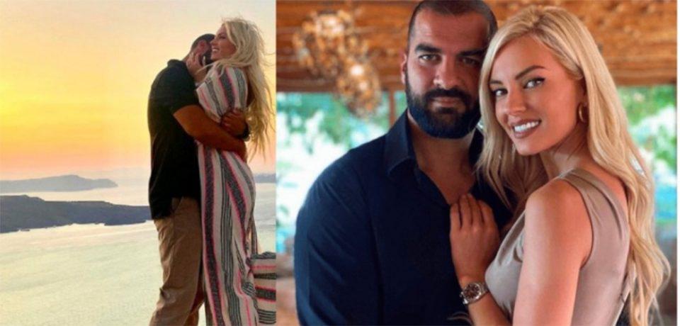 Τζούλια Νόβα - Μιχάλης Βιτζηλαίος: Εφιαλτικές ώρες για το ζευγάρι