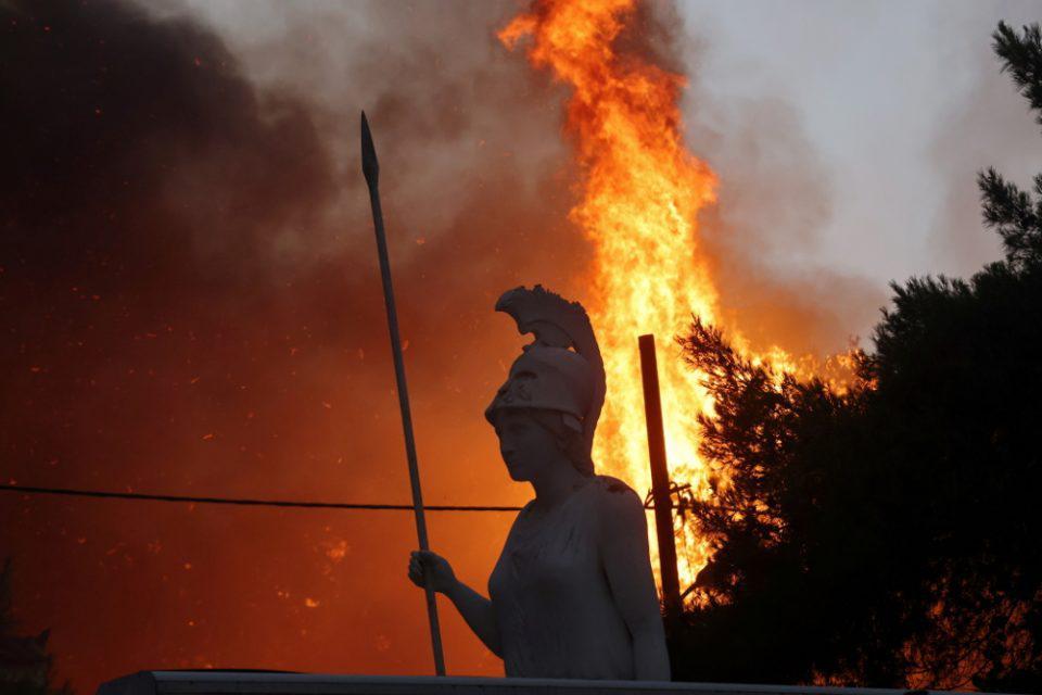 Πώς χάθηκε η μάχη στην Βαρυμπόμπη