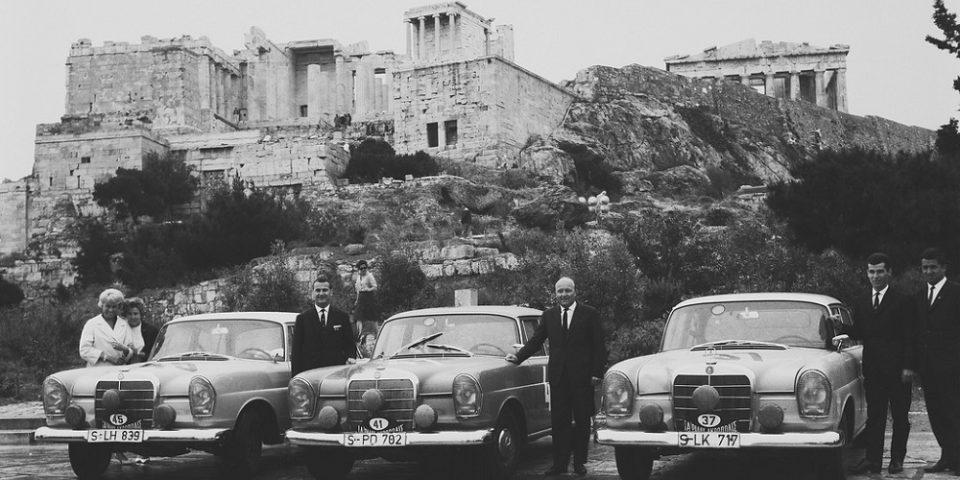 Ράλι Ακρόπολις: Όλα ξεκίνησαν πριν 70 χρόνια από μια ομάδα φίλων του αυτοκινήτου