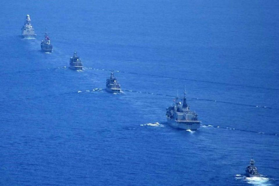 Dynamic Guard 21-II: Ολοκληρώθηκε η πολυεθνική άσκηση του ΝΑΤΟ δυτικά της Κρήτης